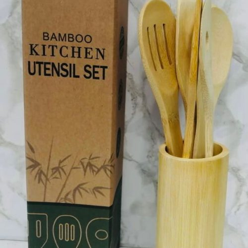 Bamboo kitchen set 1 perms