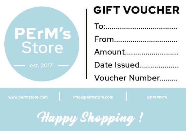 Perms Gift Voucher