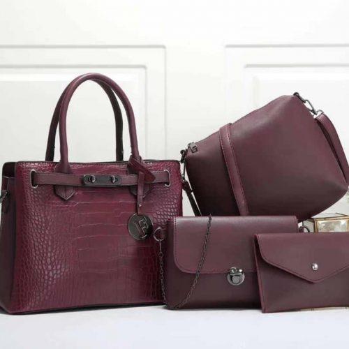 4 Piece Handbag